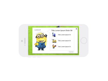 Minion Rush – Implementing 3rd-Party Content